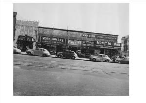 916 Broadway, downtown Oakland, c. 1955